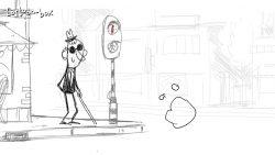 traffic light cartoon still 1