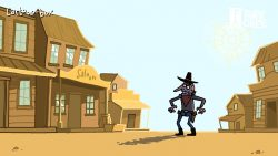 cowboy benny cartoon still 1