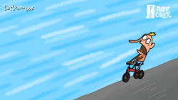 learn to ride a bike cartoon box 24 still2